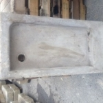 Reclaimed Stone Sinks